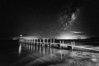 Quindalup Jetty Under The Stars